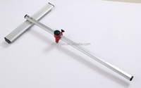T type glass cutting tool T-shape Glass Cutter with precision and sharp cutter for cutting large glass