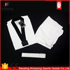 2014 absorbent ribbed fabric cheap taekwondo uniform