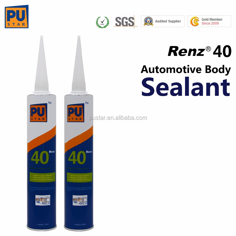 Car sheet bonding pu sealant
