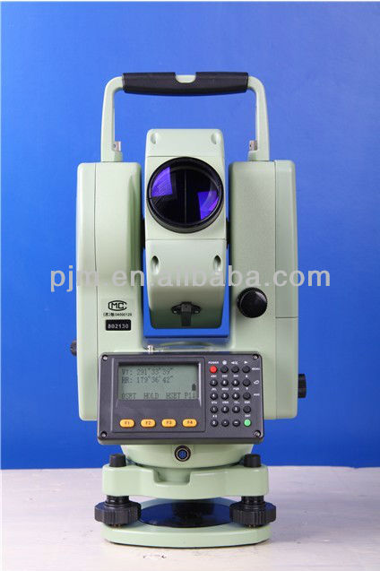 PTS-102 Surveying Instruments New Best Total Station