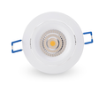 nordic warm dim recessed downlight 0-100% dimming hot selling with 83mm cut cob 8w 13w factory price excellent workmanship