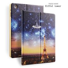 Hot Selling Color Printing 2 in 1 Detachable Cover Ultra Slim Case For ipad 4