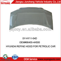 Engine Cover/Hood/Bonnet Parts for Hyundai Starex(Refine)