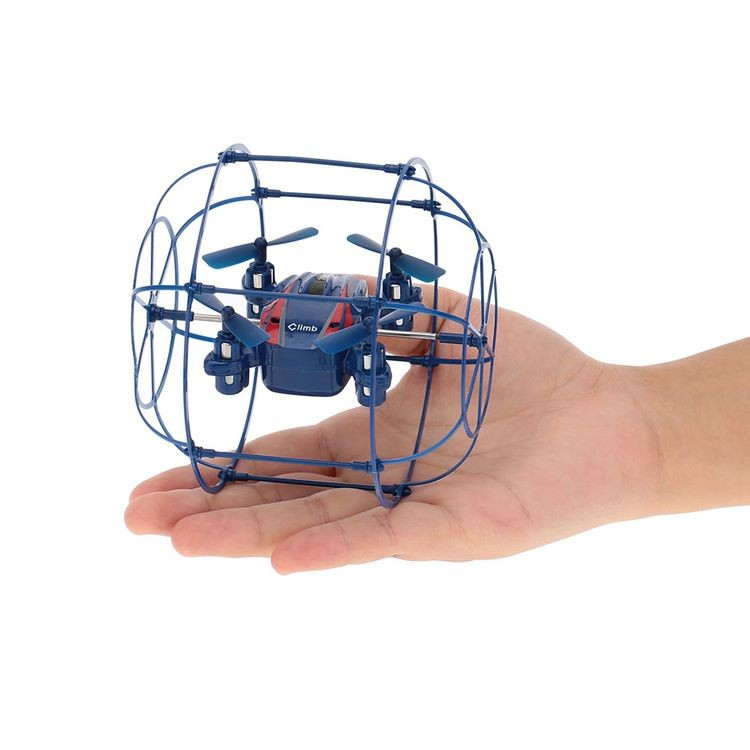 045370- 2.4G 6-Axis Gyro RTF Mini RC Drone