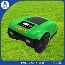 Rechargeable Robot Grass Trimmer garden tool lawn mower Anti theft Self Propelled High Quality Robot Lawn Mower