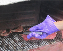 As Seen On TV FDA Standard Hot protection Silicone Barbeque Glove