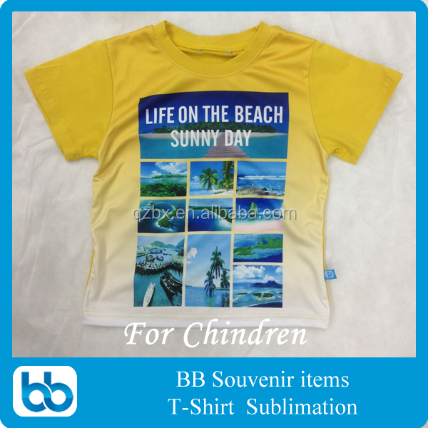 Promotional Cheap T-shirt, Souvenir Mini T-shirt , Norway T-shirt