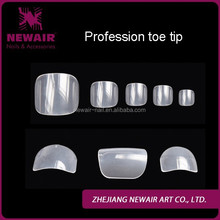 New Profession artificial nails for toe