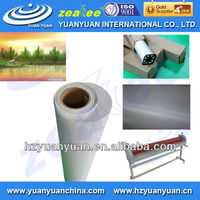 floggy 3d grey sheet white paper pvc 3d cold lamination film for floor lamination film in roll