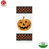 Plastic Pumpkin cellophane gift packs Halloween 20 count candy sacks