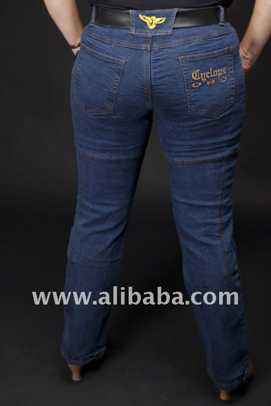 Ladies Kevlar Jeans