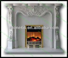 clay outdoor fireplace