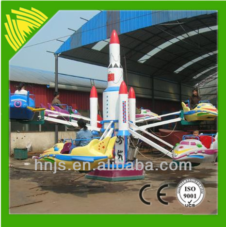 2013 HOT Selling fairground attractions rotary ride Self-control Plane