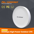 Long Range 900Mbps Project Outdoor CPE COMFAST CF-E212AC IEEE802.11a/ac/an 5.8Ghz Wireless Outdoor Antenna
