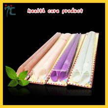 hot selling beeswax indian hopi ear candles for ear wax remover