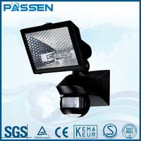 PASSEN Outdoor waterproof 20w solar flood light with timer