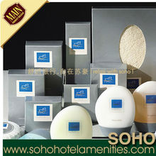 3-5 Star hotel soho amenities lux soap hotel equipment