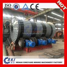 SGS approved gold ball mill machine with tyres