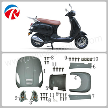 Forza 50cc motorcycle scooter plastic body parts