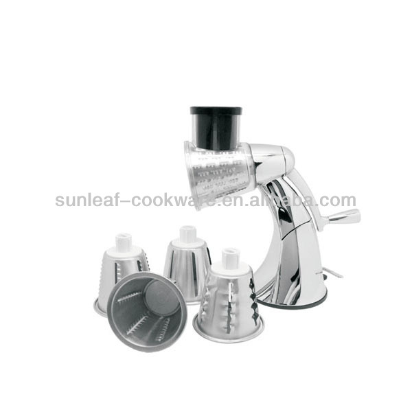 manual stainless steel food cutter(SL-007)