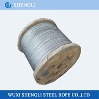 7X19 Steel Cable Wire Rope 3/16