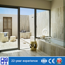 Wholesale standard size balcony sliding glass door