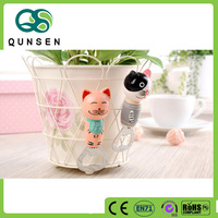Wholesale cute cat wooden bottle opener