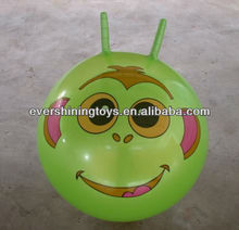 Giant hopper ball Sheep-horn jumping ball/Space jumping bouncer ball