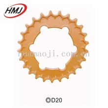 Factory price sprocket pitch 219 With Long-term Service