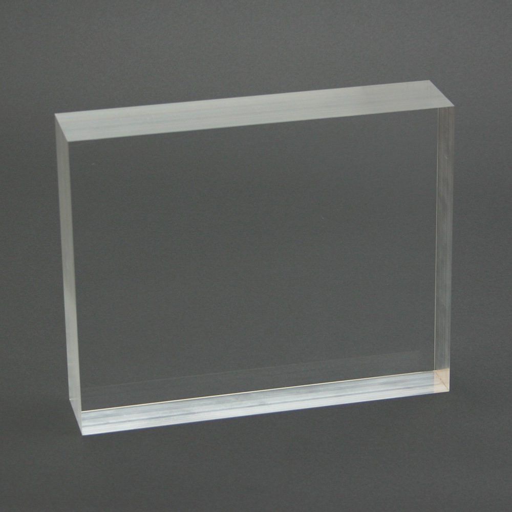 Customized Acrylic Glass Block Clear Acrylic Glass Block