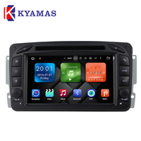Android 6.0 2G RAM 32G ROM for Benzz C-class W203(2000-2005) Auto Car DVD Stereo Radio GPS Navigation Sat Navi Multimedia Player