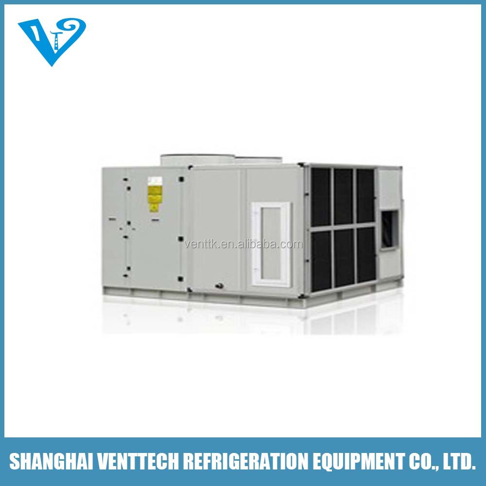 internal floating corrugated rooftop heating and air conditioning units