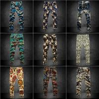 New style spring men dress pants sexy casual men pants trousers