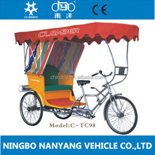 OEM 26 inch pedicab rickshaws for sale / pedicab rickshaws manufacturer / pedicab for sale in philippines