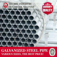 Q195/Q235 CS HOT DIP GALVANIZING STEEL TUBE TRADING COMPANY