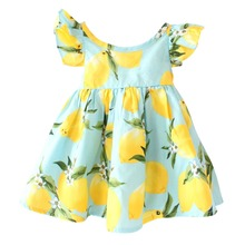 Baby Summer Dress Fashion Dresses Girl Cotton Frocks Designs