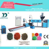 SJY-100Automatic hot sale plastic film recycling pellet machine price