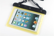 7 inch Universal Waterproof Tablet Case PVC Dust proof Pouch Cover Bag for ipad