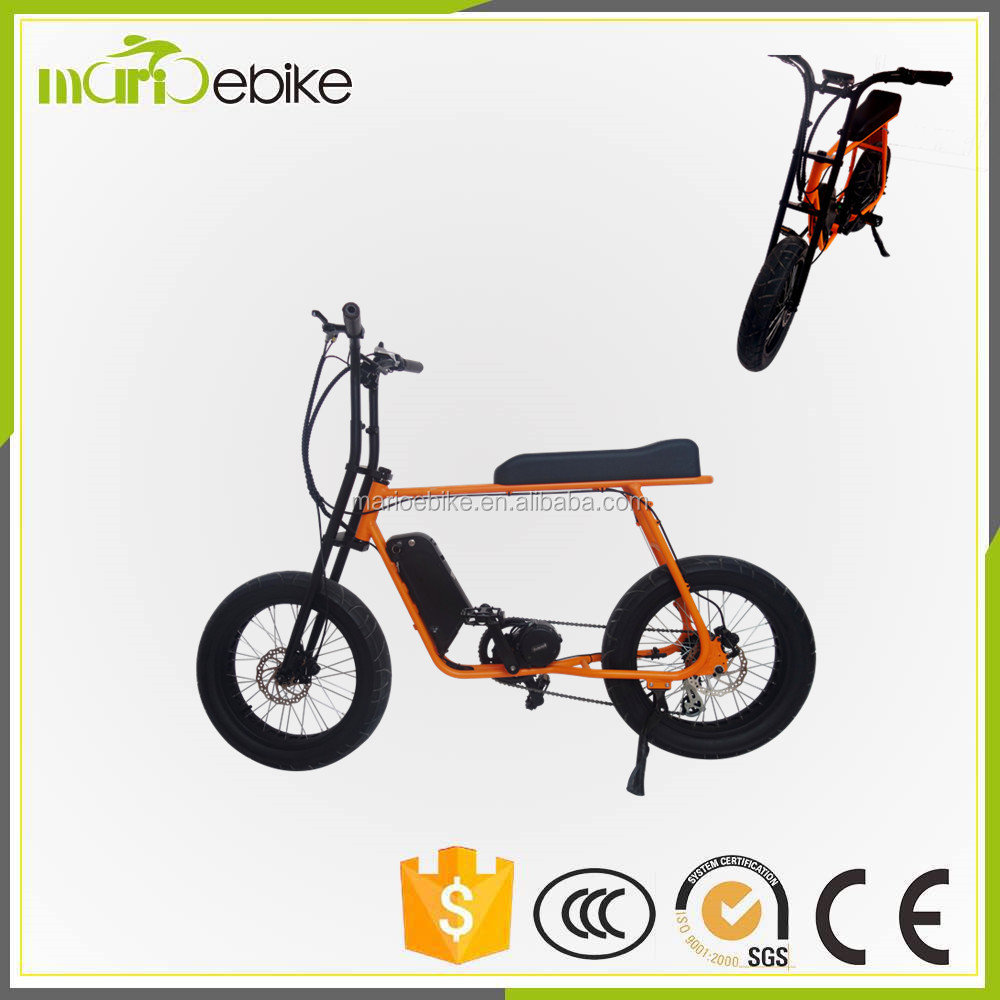 2016 new adult pedal chopper bicycle 500w /chopper bike 500w