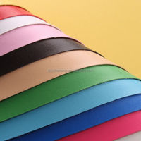 Hot sell PVC synthetic leather material for handbag usage with cheaper price
