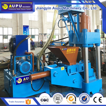 Direct sale metal scrap copper chip hydraulic briquetting press machine
