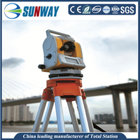 Hot Sale mini reflectorless total station surveying instrument