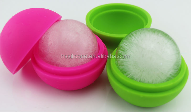 Wonderful Design Food Grade Silicone Ice Cube Tray
