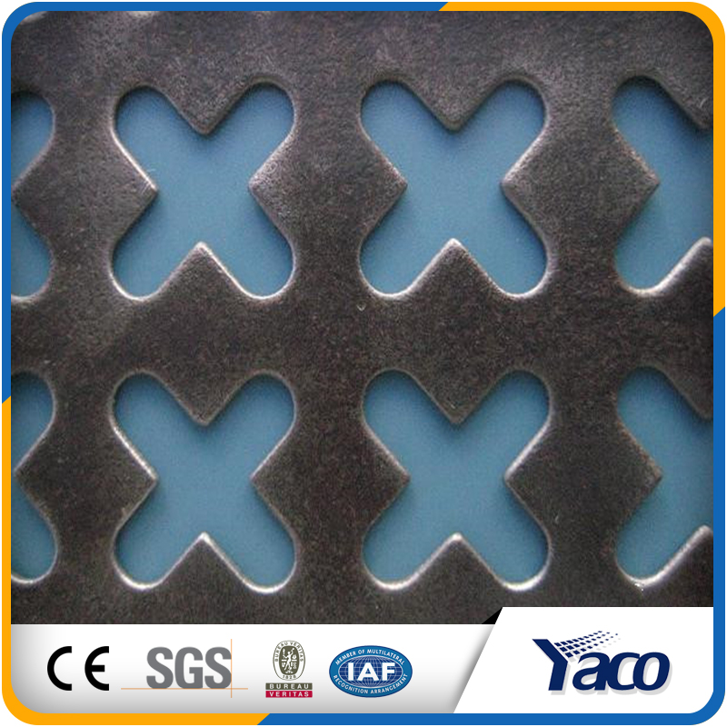 China online shopping decorative metal perforated sheets