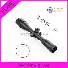 Pacer Duplex Reticle Wide Field of View 3-9x40 Rifle Scope