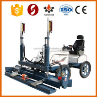 Concrete laser leveling machine,laser screed