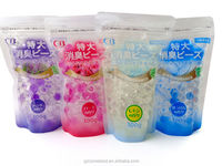 Hot Sell Crystal Deodorant Beads Air Freshener
