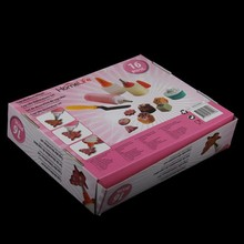HP020 Good Quality Low Price China cake decorating manufacturer cupcake decorating tools