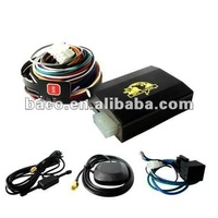 TK103-2 Dual sim card, SD card solt motion shaking sesonr gps tracker car alarm