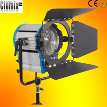2000W tungsten spotlight with fresnel len/portable spotlight with stand